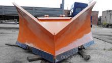 снегоочиститель навесной плужный УПМ1-2