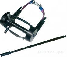 Лебедка для установки и удаления шпал ЛР-1/ЗШ