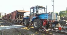 Локомобиль маневровый ММТ-2М