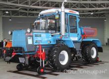 Мотовоз маневровый ММТ-2 на базе трактора ХТЗ-150К-09-25